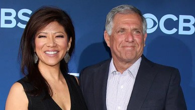 Julie Chen and Les Moonves (Credit: Deposit Photos)