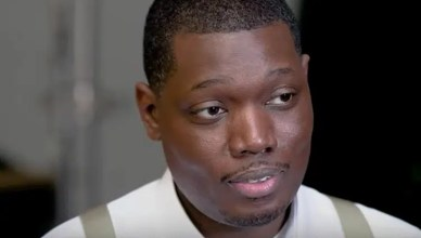 Michael Che talks to Variety about co-hosting the Emmys. (Variety/YouTube