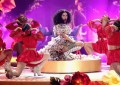 Cardi B Performs at American Music Awards on Oct. 9, 2018. (Credit: YouTube)