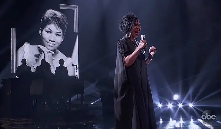 Aretha Franklin Tribute Takes Amas Audience To Church