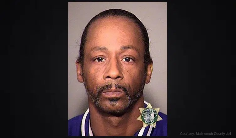 Katt Williams Booking Photo (Credit: Multnomah County Jail)