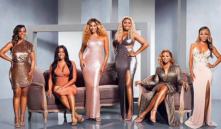 Real Housewives of Atlanta Season 11 cast photo. (Credit: Bravo)