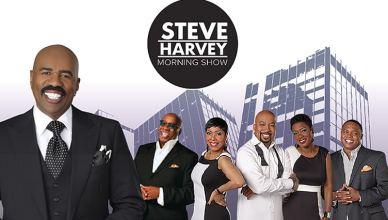 Steve Harvey Morning Show (Credit: Premiere Networks)