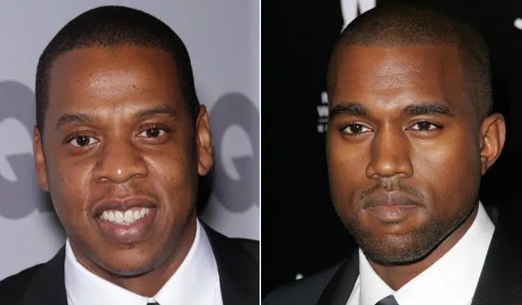 d993a307f84 Jay-Z Seemingly Slams Kanye West in New Rap Verse