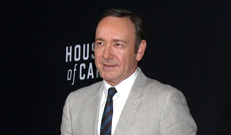 Kevin Spacey (Credit: Deposit Photos)