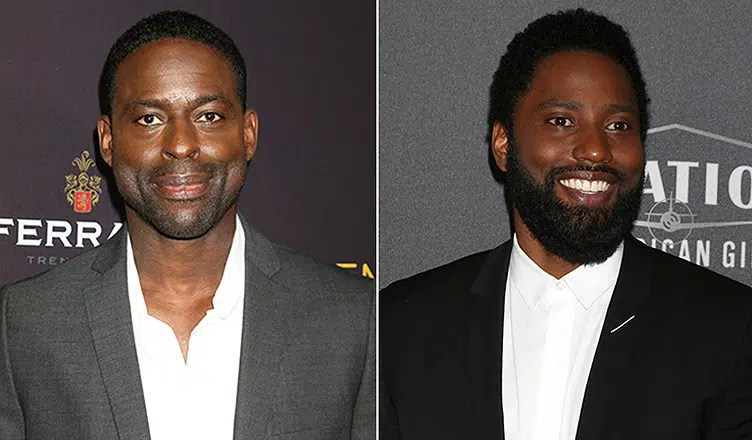 Sterling K Brown and John David Washington (Credit: Deposit Photos)