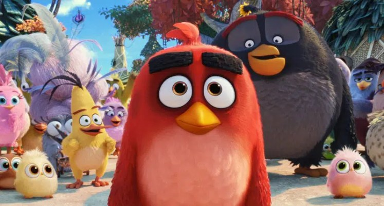 Credit: Columbia Pictures/Rovio Animation
