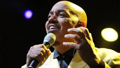 James Ingram (Credit: Shutterstock)