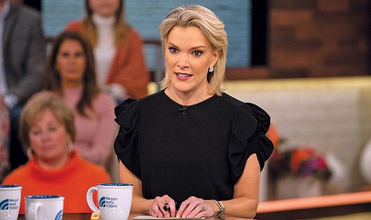 Megyn Kelly Today (Credit: NBC)