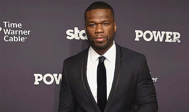 50 Cent (Credit: Shutterstock)