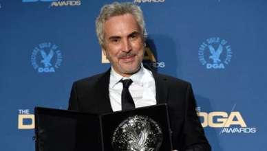 DGA Awards Alfonso Cuaron. (Credit: dga.org)