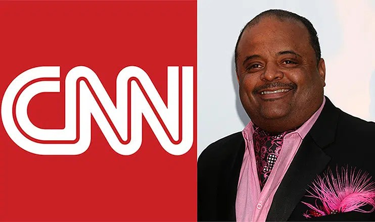 CNN Logo and Roland Martin (Credit: CNN and Deposit Photos)