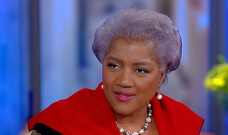 Donna Brazile (Credit: The View)