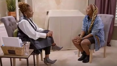 Iyanla Fix My Life Le'Andria Johnson Preview (Credit: YouTube/OWN)