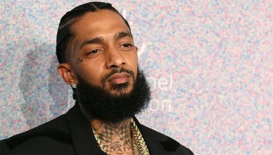 NEW YORK - SEP 13, 2018: Nipsey Hussle attends the 4th annual Diamond Ball at Cipriani on September 13, 2018, in New York City. (Credit: Shutterstock)