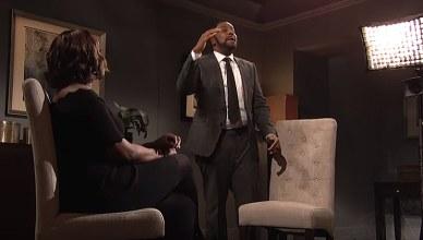Saturday Night Live R. Kelly Skit. (Credit: NBC)