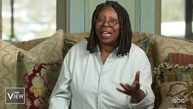 Whoopi Goldberg Gives Health Update (Credit: ABC)
