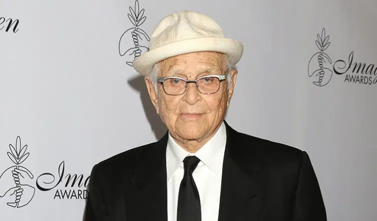 LOS ANGELES - AUG 25: Norman Lear at the 33rd Annual Imagen Awards at the JW Marriott Hotel on August 25, 2018 in Los Angeles. (Credit: Deposit Photos)