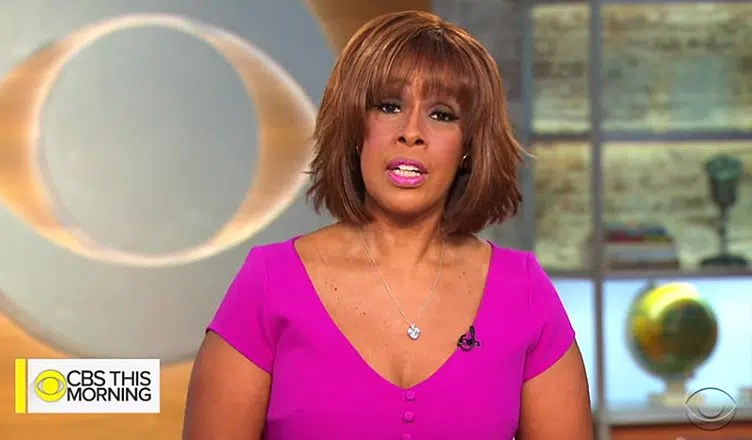 Gayle King Address CBS This Morning Changes (Credit: CBS)
