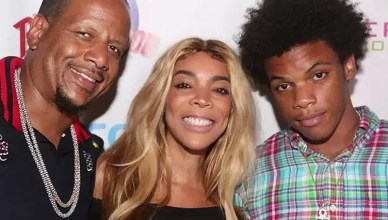 Wendy Williams With Kevin Hunter Sr and Kevin Jr. (Credit: YouTube)