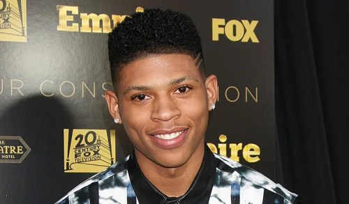 "LOS ANGELES - MAR 12, 2015: Bryshere Y. Gray at the ""Empire"" ATAS Screening and Panel, The Theater at the Ace Hotel, on March 12, 2015 in Los Angeles, CA. (Credit: Bossmoss/Deposit Photos)"