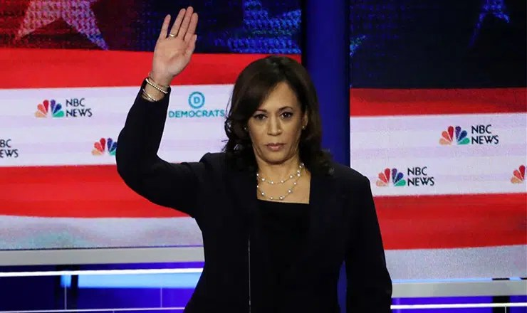 Kamala Harris 2019 Debate (Credit: YouTube/NBC News)