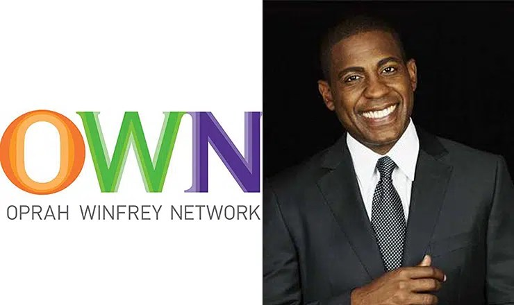 OWN Carlos Watson (Credit: OWN and Ozy Media