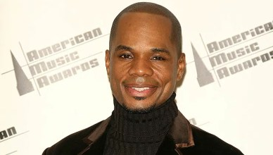 Kirk Franklin in the press room at the 34th Annual American Music Awards. Shrine Auditorium, Los Angeles, CA 11-21-06. (Credit: S. Bukley/Deposit Photos)