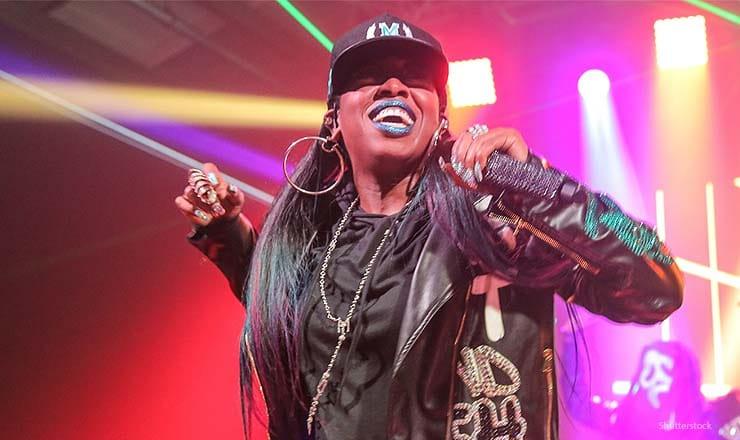 Missy Elliott (Credit: Shutterstock)