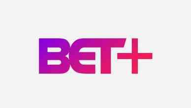 BET+ Logo