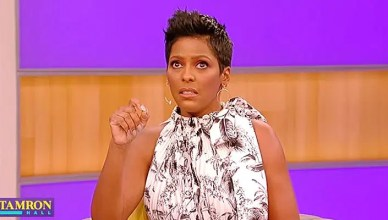 Tamron Hall Show Premiere on 9/9/19. (Credit: ABC)