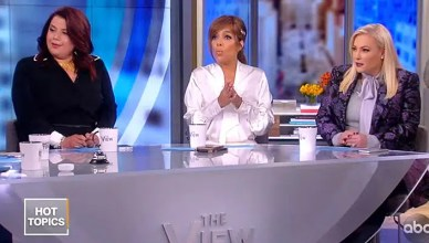 The View on Friday, September 20, 2019. (Credit: ABC)