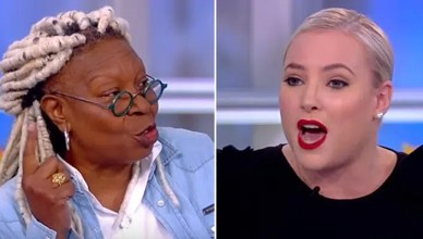 The View on Tuesday, Oct. 29, 2019. (Credit: ABC)