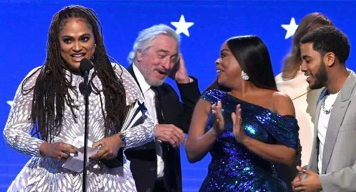 Ava DuVernay Wins Critics Choice Award (The CW)