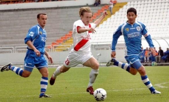 Luka Modric al Mostar | Numerosette.eu
