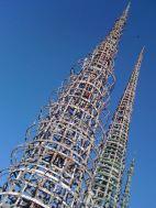 Watts Towers by Simon Rodia