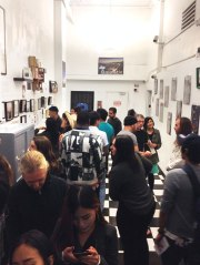 Opening night for DTLA Art Walk on June 8, 2017