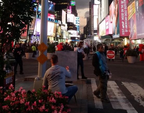 More Time Square