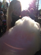 cotton Candy at the Carnival 1