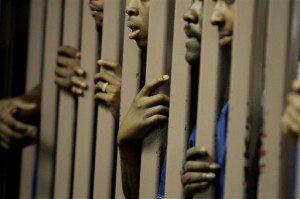 black in prison