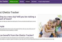 Really?? Ghetto Tracker Site Offends, Dies and Returns