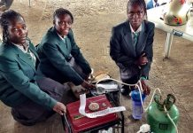 Changing The World - Teenage Girls From Africa Invent A Urine Powered Generator