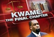 Well Deserved - 28 Years In Prison For Kwame Kilpatrick