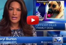 Cop Fired For Killing A Dog, Paid Leave for Killing A Black Man