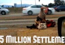 $1.5 Million Settlement For Woman Beat By California Highway Patrol Officer 2