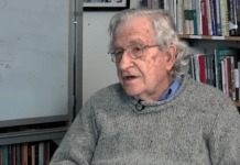 Noam Chomsky: Reagan was an Extreme Racist who Set Back Race Relations in America By More than 100 Years 1