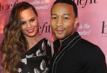 John Legend & Wife Feed Protesters with Food Trucks