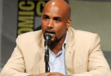 Boris Kodjoe Ask Why No One Marching for 2,000 Murdered Nigerians