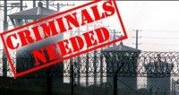 The business of running prisons: No# 1, know your target market, No# 2, get them to market 3