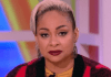 "Raven Symone Defends Michelle Obama ""Planet of the Apes"" Comparison, But Rosie Wasn't Having It (Video)"